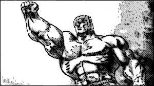 ラオウ 北斗の拳