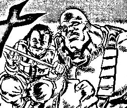 木人形狩り隊の名言名セリフ